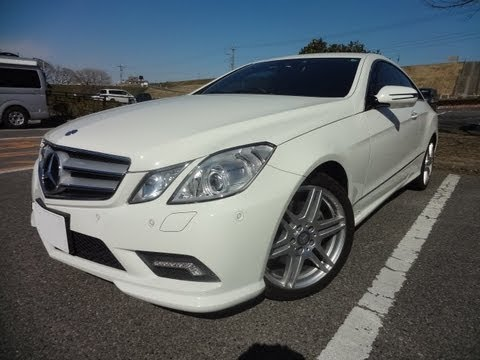 2009 mercedes benz e350 amg coupe youtube. Black Bedroom Furniture Sets. Home Design Ideas