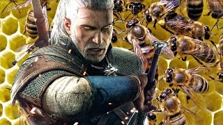 the witcher 3 the cursed bees save yourselves ign plays