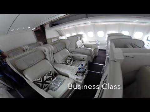 Fiji Airways A330-200 Business Class