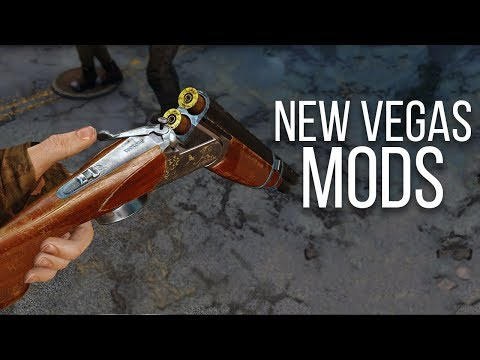 The Most Common Gun in all of New Vegas - Fallout 4 Mods Weekly - Week 81 (PC/Xbox One)