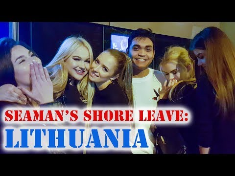 Girls in Every Port? Seamen on Shore Leave Gone Wild! | Seam