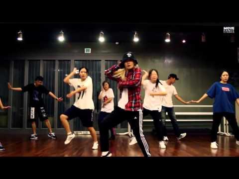 Flo Rida - Don't Like It, I Love It | Choreography By Qoo | MOVE DANCE STUDIO(분당무브댄스학원)