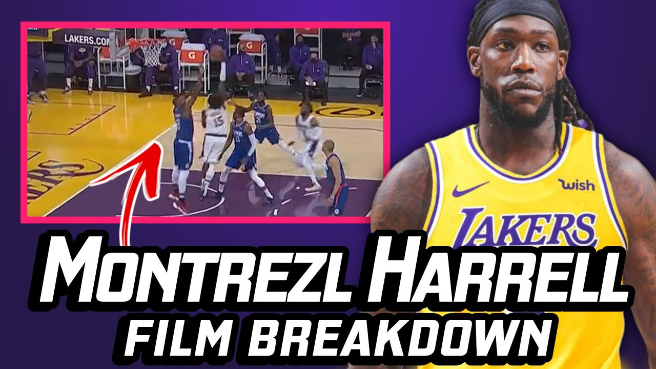 Why Montrezl Harrell is PERFECT for the Lakers