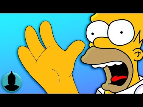 Why Do Cartoons Only Have Four Fingers? (ToonedUp #258) - ChannelFrederator