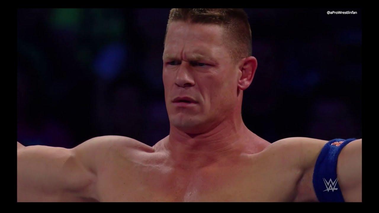 John Cena vs Shinsuke Nakamura | SmackDown | MV