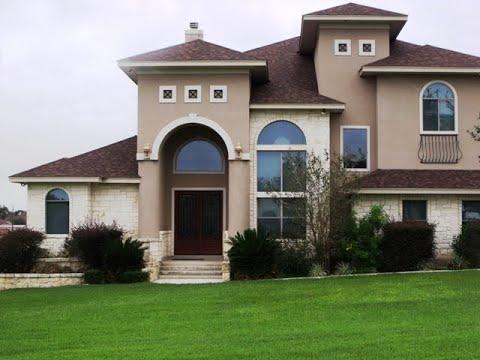 Abrego Lake subdivision Homes - Floresville, Tx