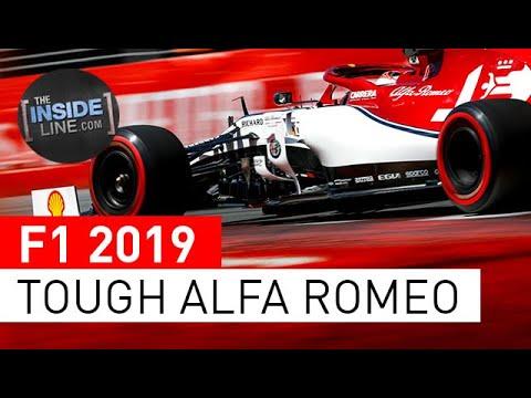 ALFA ROMEO RACING: F1'S TOUGH SQUAD