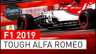 ALFA ROMEO RACING: F1'S TOUGH SQUAD