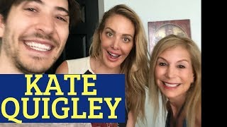 Live With Hot Comedian Kate Quigley: Sex, Drugs & Rock and Roll