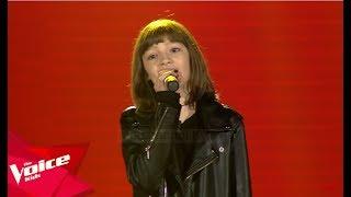 Rroni - Tattooed Heart   Audicionet e Fshehura   The Voice Kids Albania 2019