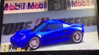 Gran Turismo 3 Elise 190, The Lotus Elise Sonic Heroes Racing's 2/9 ⭐️ 🏁