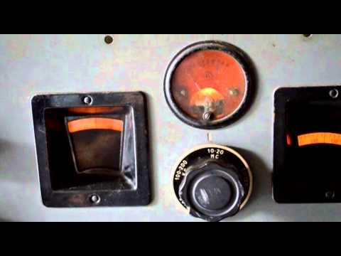 ★Hammarlund★SIGNAL CORPS RADIO RECEIVER SP-200 BC-779
