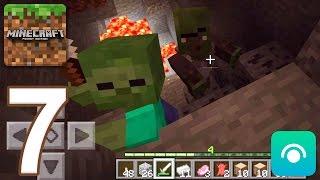 Minecraft: Pocket Edition - Gameplay Walkthrough Part 7 (iOS, Android)