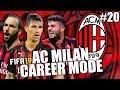 FIFA 19 | AC MILAN CAREER MODE | #20 | EUROPA LEAGUE FINAL! (FULL MATCH)