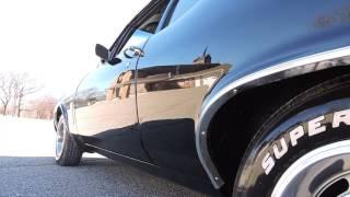 1970 Chevy Nova Black SS2 21 17 for sale at www coyoteclassics com