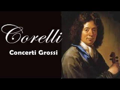 Corelli: Concerto Grosso n° 1, 9, 10 (Kiev Camera Orchestra) | Classical Music