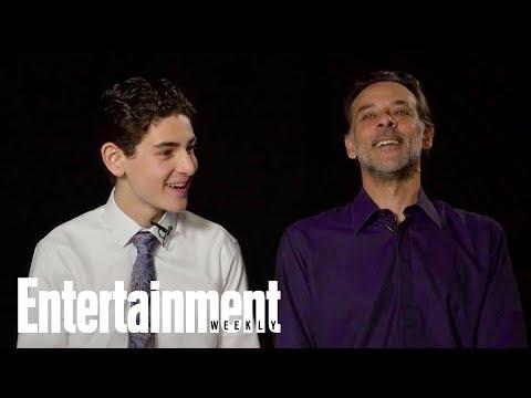 'Gotham' Star David Mazouz On Bruce Wayne's Transformation Into Batman | Entertainment Weekly