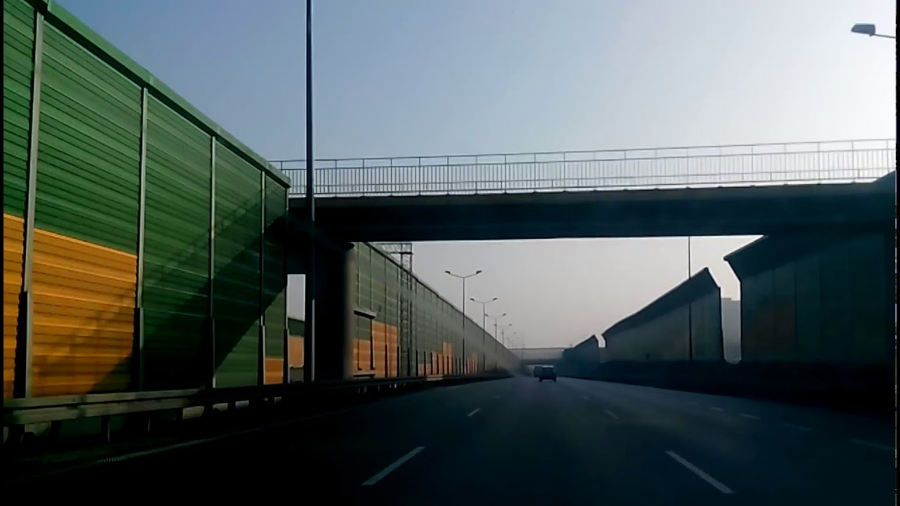 Polish highway / polnischen Autobahn / Автострада в Польше /  carreteras polacas