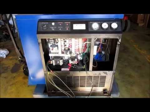For Sale: CompAir Kellogg 6000 Cyclone 30 HP Air Compressor System 3 Phase