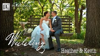 Beloit Ironworks Hotel Wedding | Heather + Kevin