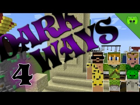 MINECRAFT Adventure Map # 4 - Dark Ways «» Let's Play Minecraft Together | HD