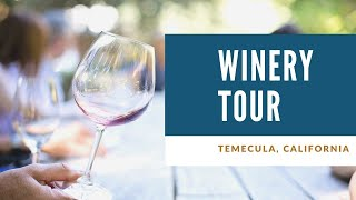 Sustainable Winery -- Temecula, California
