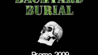 BACKYARD BURIAL - LUNATIC RULING ASYLUM