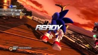 Sonic Unleashed (PS3) Mazuri Savannah Citadel Daytime Stages