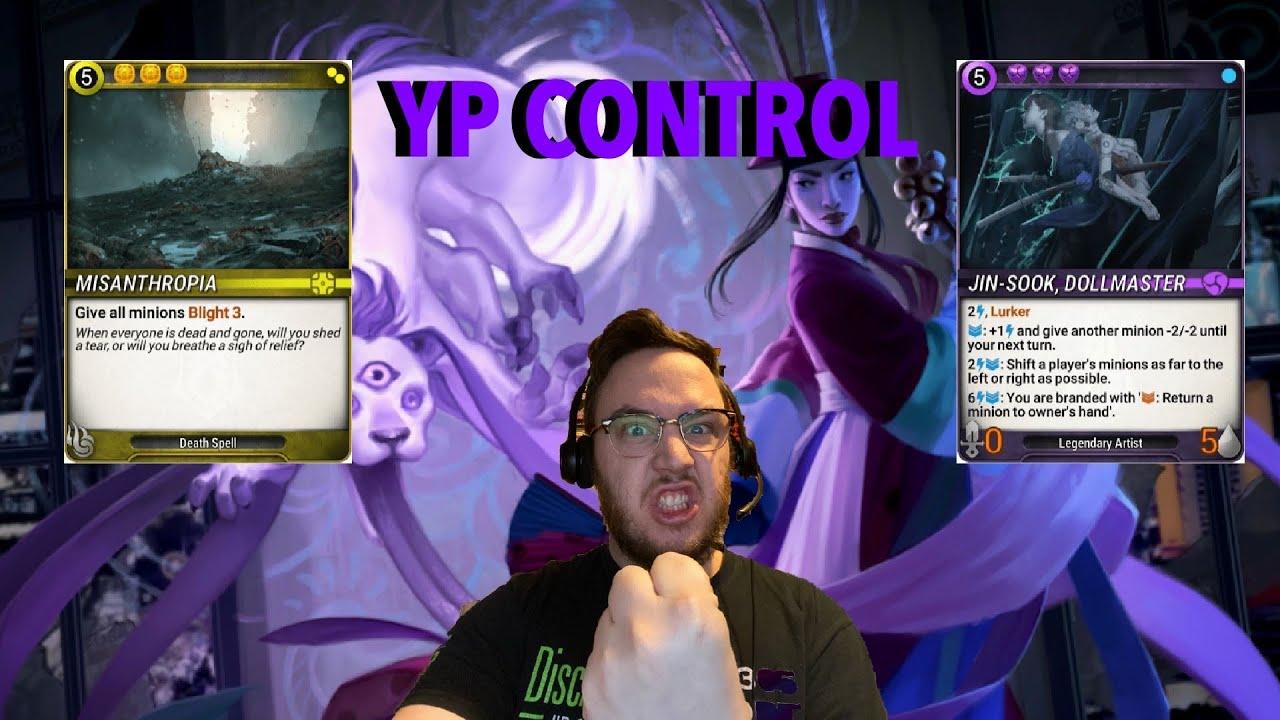 NephilimGG Covers Yellow Purple Control
