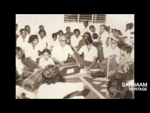 Balgobinsingh Lalljee - Naath Kaise Dropati (Guyanese Thumri Live In Suriname)