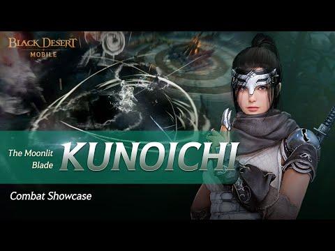 New Class: Kunoichi Update