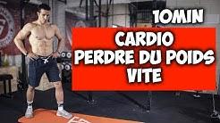 10min cardio pour perdre du poids vite !