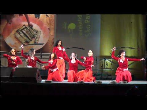 FIDES Cultural com Priscila Genaro - dança do ventre com Bolero de Ravel