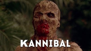 KANNIBAL: Aggressive Hip-Hop Horror Beat (Dark Horrorcore Rap Instrumental) [Hard Sample Type Beat]