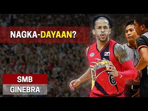 Nagka-Dayaan Nga Ba? | Ross vs Referees | SMB vs...