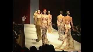 Dolce & Gabbana Fall 1996 Fashion  full