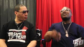 Kid Capri on His Upbringing; His Name; Mixtapes; Martin Lawrence