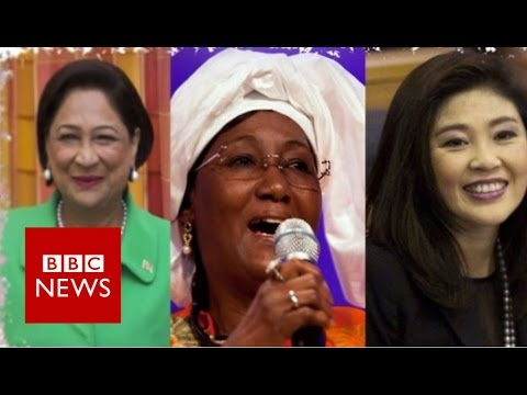 US Election Which Countries Have Already Had Female Leaders - Bbc election map us