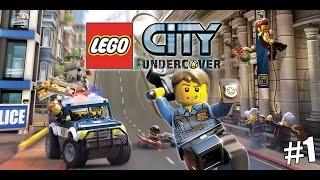 LEGO City Undercover: Играю с другом!!
