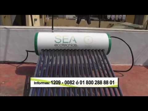 Instalaci 243 N De Calentadores Solares Era Con Home Depot
