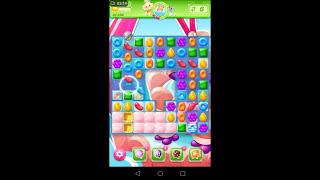 Candy Crush Jelly hard level 990
