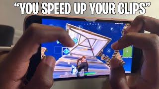 Best IPhone 8 Player Does A Handcam"