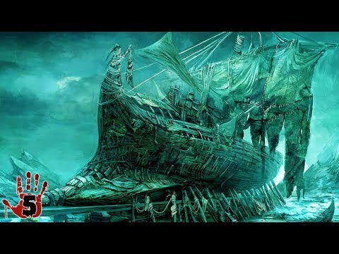 Top 5 Scariest Ghost Ships That Haunt The Sea - Part 3