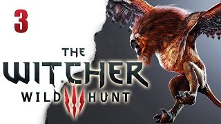 THE WITCHER 3 Gameplay German PC  Deutsch Part 3 | Let