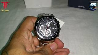 Casio Edifice EFR 539D EX191 Review and Unboxing Best Watch under Rs 10000