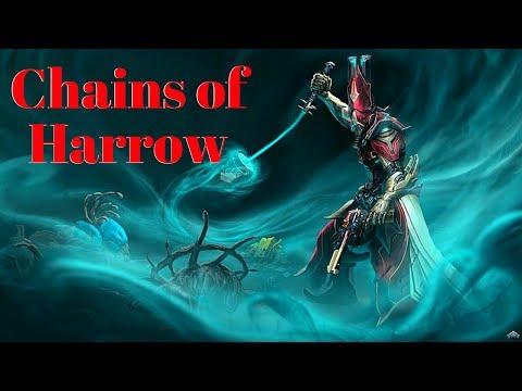 Warframe Chains of Harrow (Full Quest)