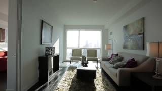 388 Yonge St, Suite 6009 - Spectacular 2 Bdrm + Den Suite For Sale at AURA
