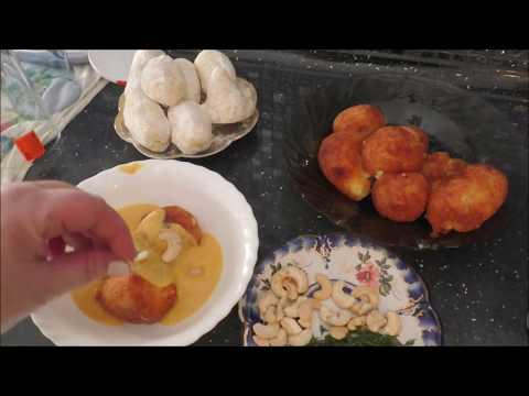 Индийские вегетарианские тефтели Малай Кофта. Готовим с семьёй. Malai Kofta Recipe.