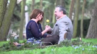 Kim & Phil - In Love shoot in the Park