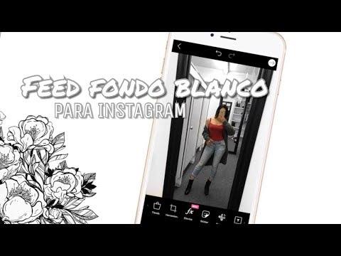 Como Editar Tus Fotos Y Conseguir Fondos Blancos♡ PARA INSTAGRAM